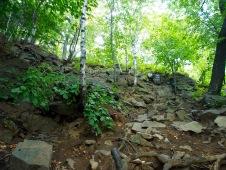 Mont Royal Boulders
